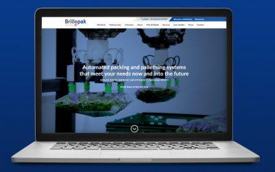 Brillopak launches new Website