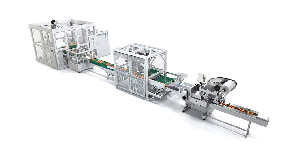 Automatic Packing Machines Line