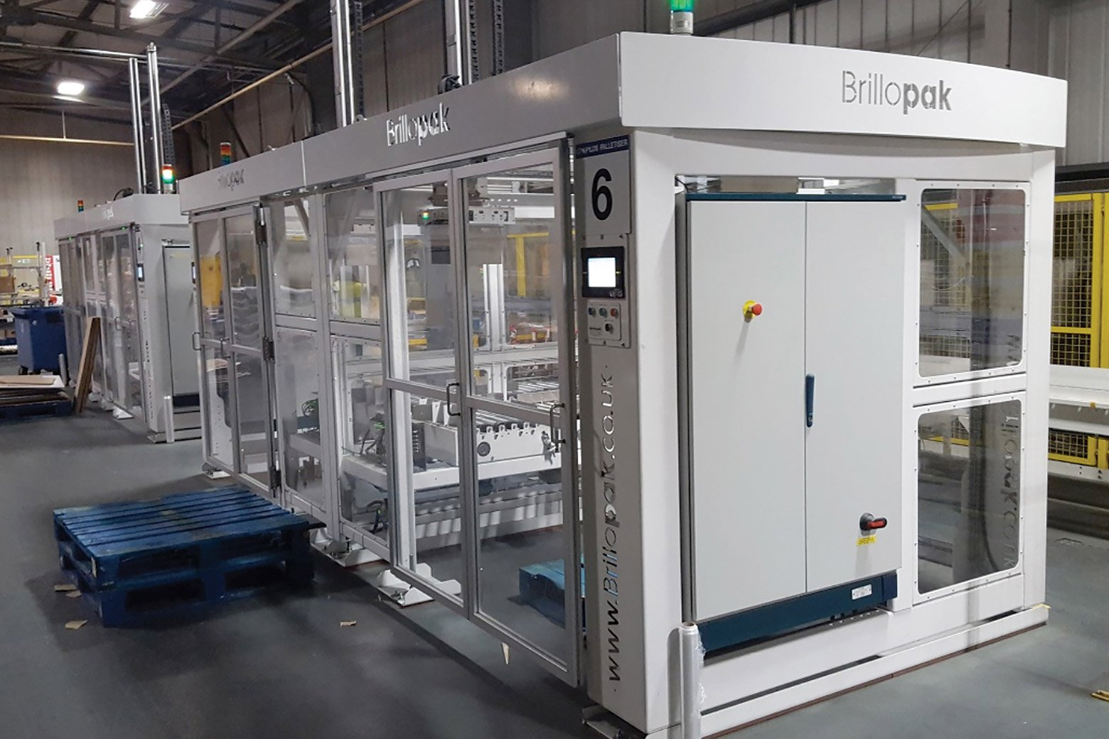 Automated Packaging Machines